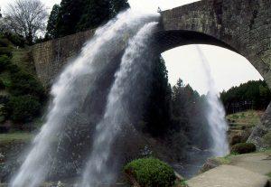 通潤橋(上益城郡山都町)